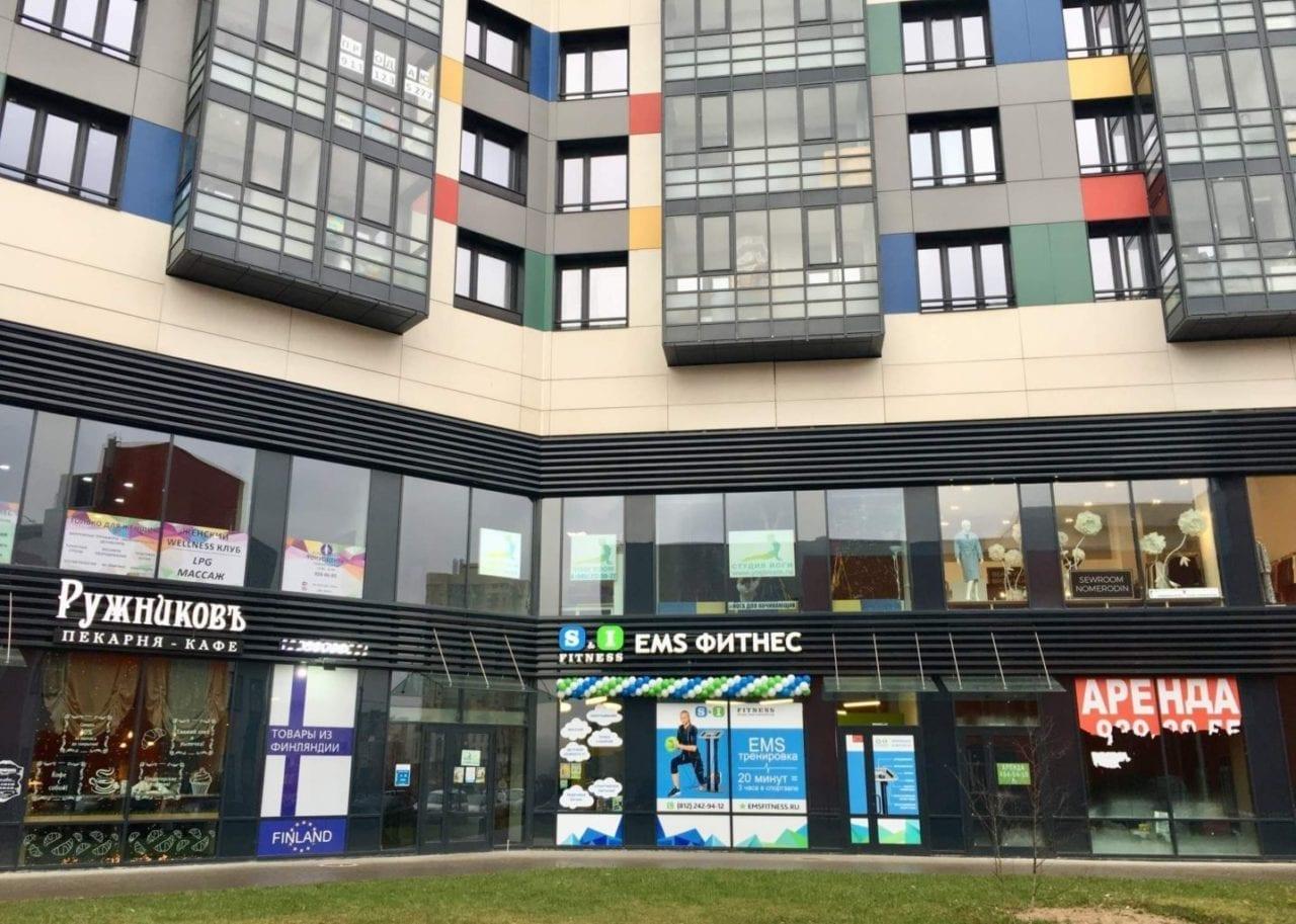 коммерческая недвижимость на первом этаже