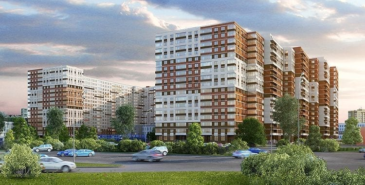 Квартиры в ЖК Полюстрово
