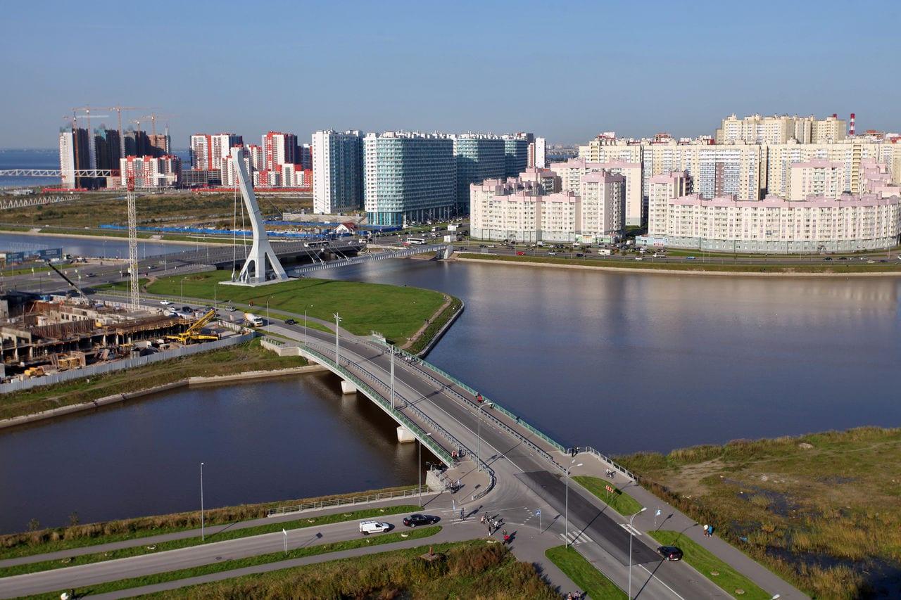 Перспективные районы СПб: Красносельский район