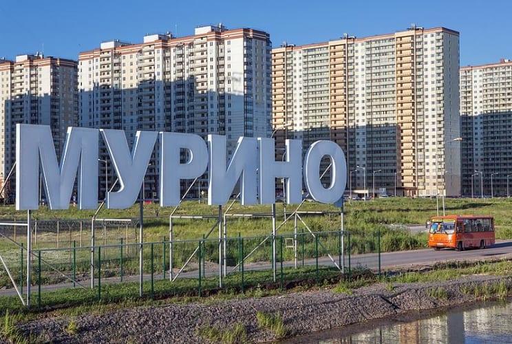 Лучшие районы СПб: Мурино