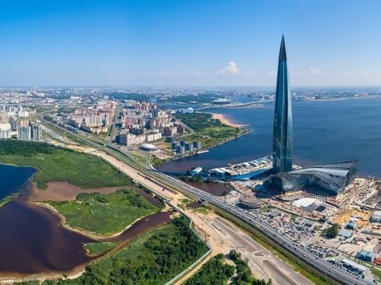 Лучшие районы СПб: Приморский район